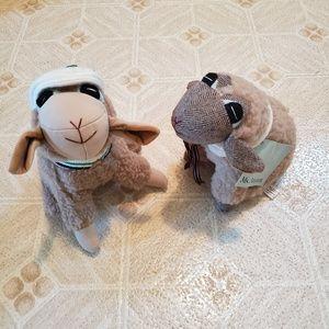 E.F Mutton stuff toy sheep Lamb